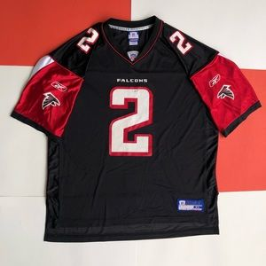 REEBOK MATT RYAN FALCONS FOOTBALL JERSEY